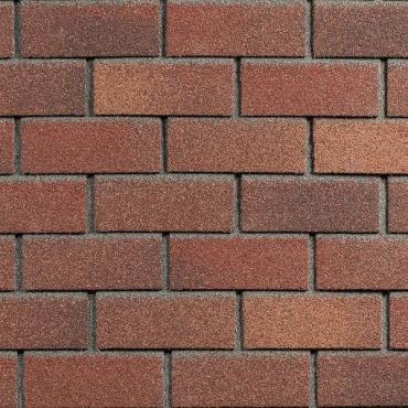 Фасадные панели Технониколь Hauberk Терракотовый кирпич - изображение 1