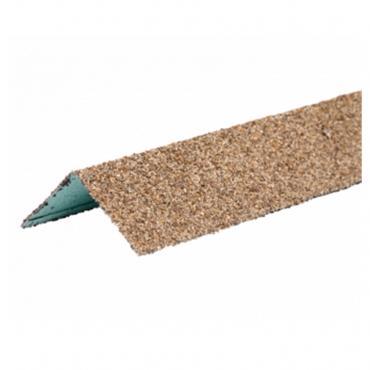 Угол металлический внешний Технониколь Hauberk Песчаный кирпич - изображение 1