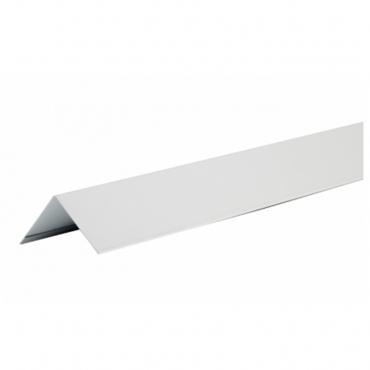 Угол металлический внешний Технониколь Hauberk Серый - изображение 1