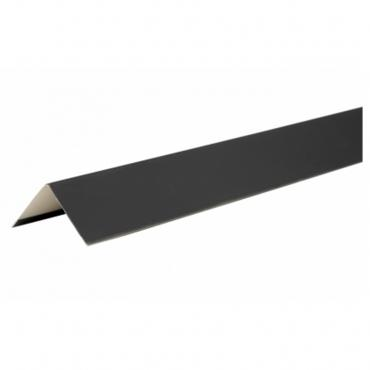 Угол металлический внешний Технониколь Hauberk Темно-серый - изображение 1