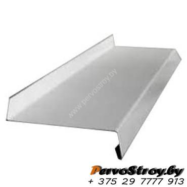 Отлив белый  5 см ( 2 метра ) - изображение 1