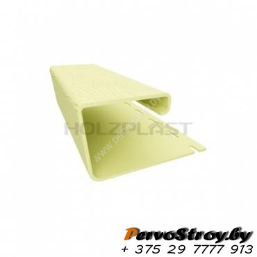 Наличник ( J-профиль ) для сайдинга ( 3,05 м ) - изображение 1