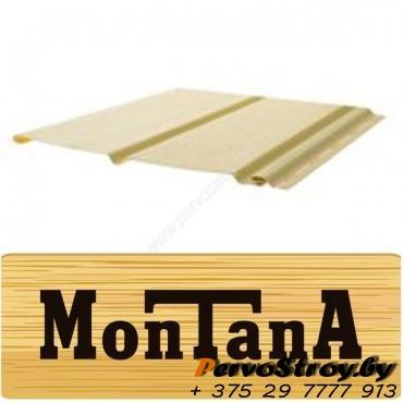 Сайдинг FineBer Montana, Желтый - изображение 1