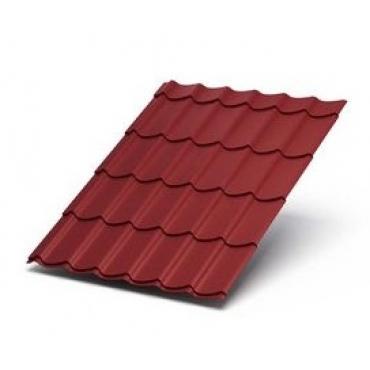 Красно-коричневый - изображение 1