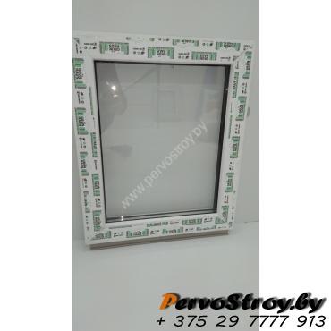 Окно глухое 600*500, 2 стекла. Элемент остекленения - изображение 3