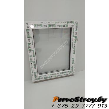 Окно глухое 600*500, 2 стекла. Элемент остекленения - изображение 4