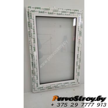 Окно поворотно-откидное 1300*900, 2 стекла. Элемент остекления - изображение 2