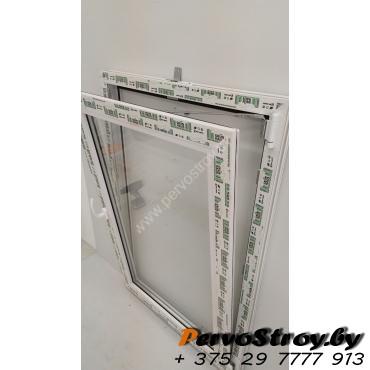 Окно поворотно-откидное 1300*900, 2 стекла. Элемент остекления - изображение 3