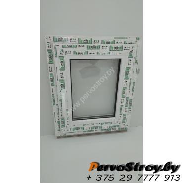Окно поворотно-откидное 600*500, 2 стекла - изображение 2