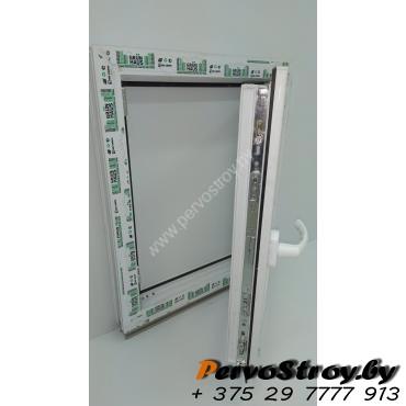 Окно поворотно-откидное 600*500, 2 стекла - изображение 3