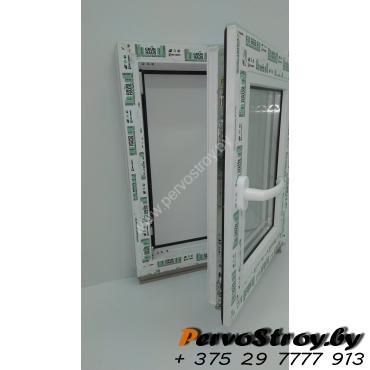 Окно поворотно-откидное 600*500, 2 стекла - изображение 5
