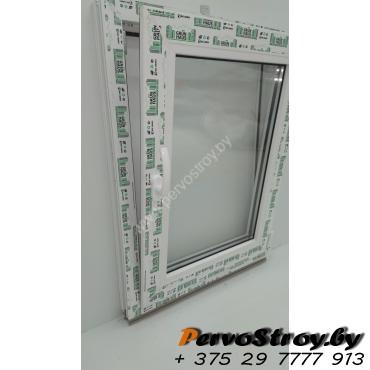 Окно поворотно-откидное 800*600, 2 стекла - изображение 2
