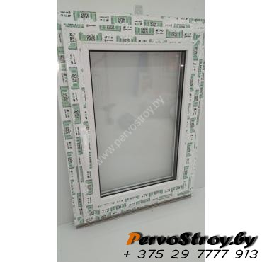 Окно поворотно-откидное 800*600, 2 стекла - изображение 4