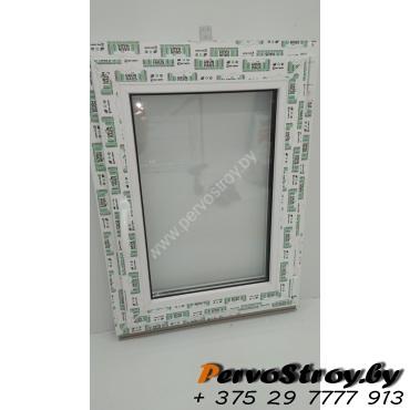 Окно поворотно-откидное 800*600, 2 стекла - изображение 6