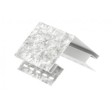 Наружный угол Кварцит Светло-Серый - изображение 1