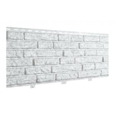 Фасадная панель Стоун-хаус Кварцит Светло-Серый - изображение 1