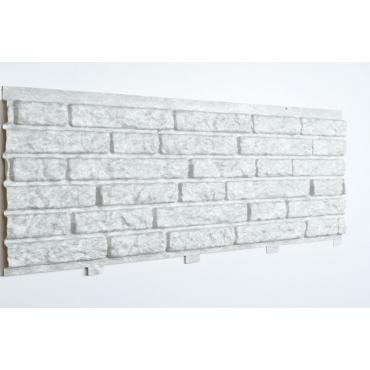 Фасадная панель Стоун-хаус Кварцит Светло-Серый - изображение 3