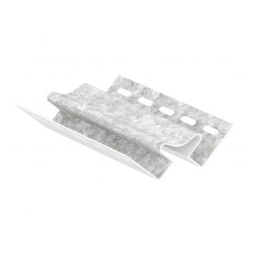 Внутренний угол Кварцит Светло-Серый - изображение 1