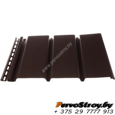 Софит Docke Premium  Шоколад, сплошной - изображение 1