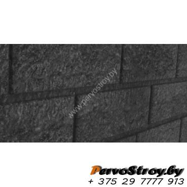 Сайдинг Стоун Хаус Кирпич графит - изображение 1