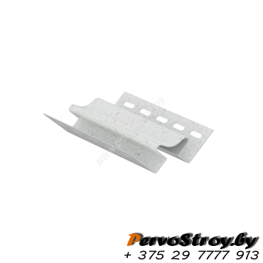 Внутренний угол Ю-Пласт, S-Lock Клинкер Дымчатый - изображение 1