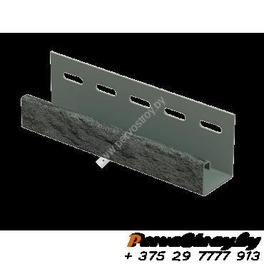 J-планка Ю-Пласт, Камень изумрудный - изображение 1