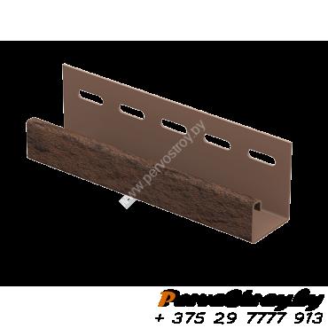 J-планка Ю-Пласт, Камень жженый - изображение 1