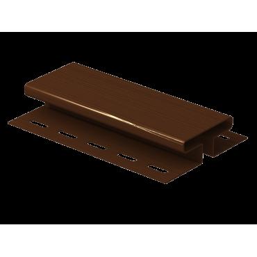 Соединительная планка, Классик коричневая - изображение 1