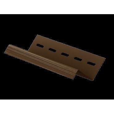 Сливная планка, Классик коричневая - изображение 1