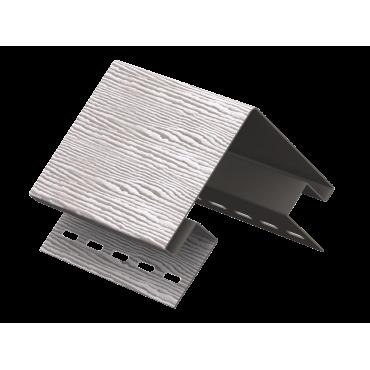 Наружный угол, Timberblock Дуб серебристый - изображение 1