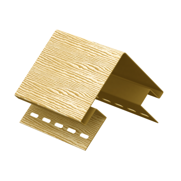 Наружный угол, Timberblock Дуб золотой - изображение 1