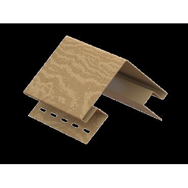 Наружный угол, Timberblock Кедр янтарный - изображение 1