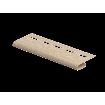 Финишная планка, Timberblock Кедр светлый - изображение 1
