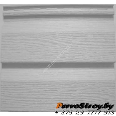 Виниловый сайдинг Ю пласт, Серый - изображение 1