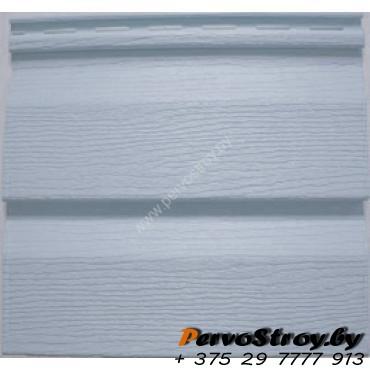 Виниловый сайдинг Ю пласт, Голубой - изображение 1