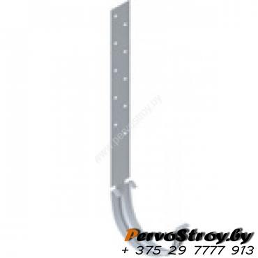 Кронштейн желоба  Альта-профиль Элит  металл. белый - изображение 1