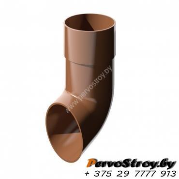 Водосточный слив Технониколь коричневый - изображение 1