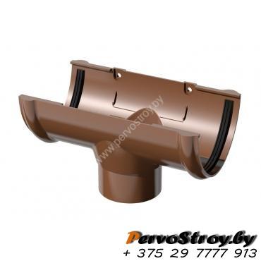 Водоприемная воронка Технониколь коричневая - изображение 1
