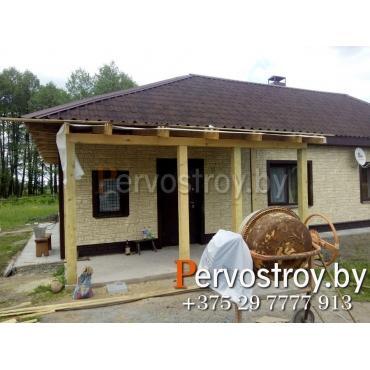 Фасадные панели - Жемчужный сланец - изображение 3