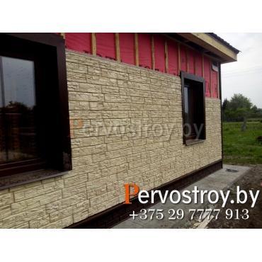 Фасадные панели - Жемчужный сланец - изображение 5