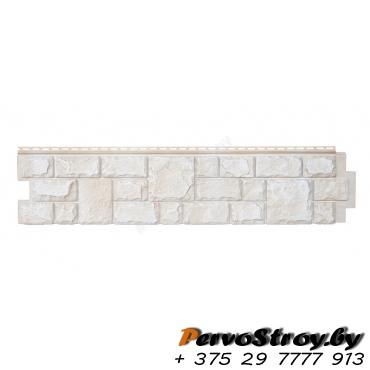 Фасадные панели Яфасад, екатеринский камень цвет Слоновая кость - изображение 1